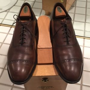 Other - Allen Edmonds fifth Avenue coffee color leather